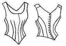 technische Zeichnung Rock